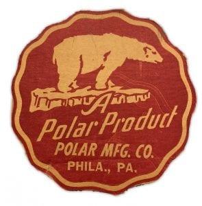 A Polar Product - Polar Mfg. Co. Phila., PA
