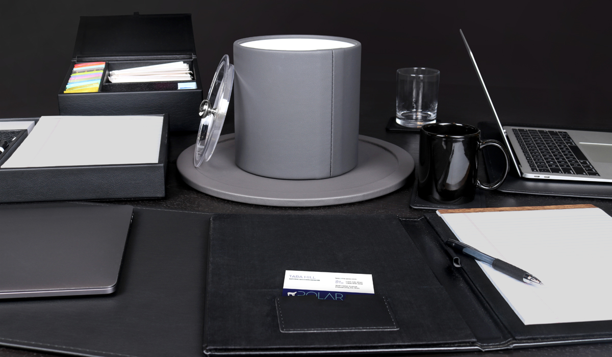 Office Conference Room Leather Accessories
