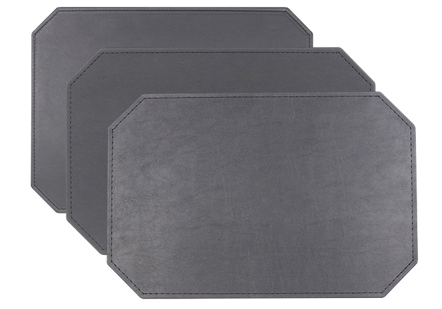 Leather Boardroom Placemats
